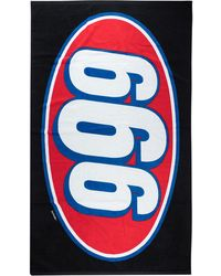 Supreme 666 ビーチタオル - ブルー