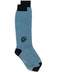 Marni Knitted Ankle Socks - Black