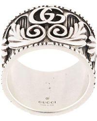 Gucci - ダブルg リング - Lyst