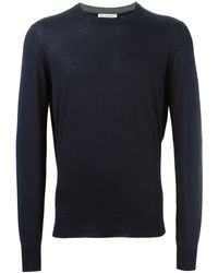 Brunello Cucinelli - クルーネックセーター - Lyst