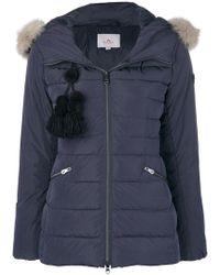 Peuterey - Padded Tassel Jacket - Lyst