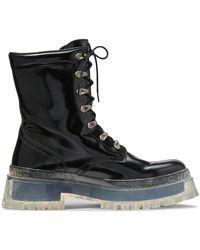 Marc Jacobs The Step Forward ブーツ - ブラック