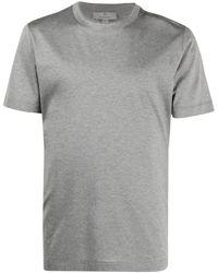 Canali ラウンドネック Tシャツ - グレー