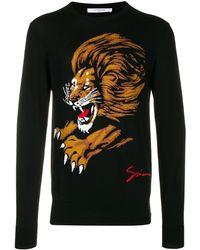 Givenchy - ライオン セーター - Lyst