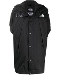 MM6 by Maison Martin Margiela X The North Face Circle Jacket - Black