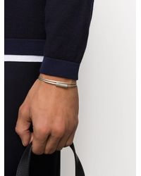 Le Gramme - Le 9 Grammes Double Cable ブレスレット - Lyst