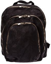 Guidi - Multi Zipped Pockets Backpack - Lyst