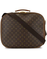 Louis Vuitton 2001 Pack All Pm Holdall - Brown