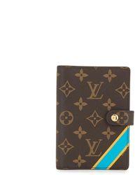 Louis Vuitton 2018 pre-owned Agenda Cover PM My LV Heritage Notizbuchhülle - Mehrfarbig