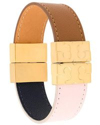 Tory Burch - Colour-block Reversible Bracelet - Lyst