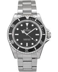 Rolex Наручные Часы Submariner Pre-owned 40 Мм 1996-го Года - Черный
