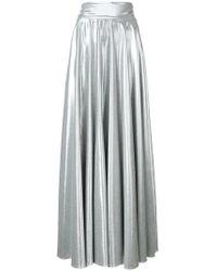 Diane von Furstenberg - High Waisted Long Skirt - Lyst