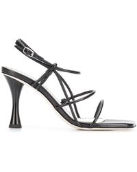 Proenza Schouler Strappy Sandals - Black