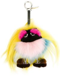 Fendi | Bag Bugs Charm | Lyst