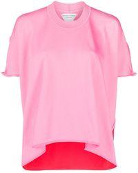 Bottega Veneta - バイカラー Tシャツ - Lyst