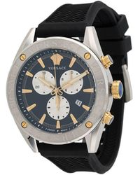Versace Наручные Часы V-chrono 44 Мм - Многоцветный