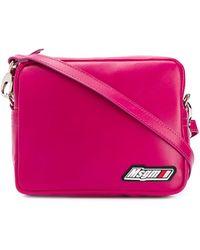 MSGM Crossbody Bag - Pink