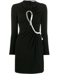Stella McCartney ビジュー ドレス - ブラック