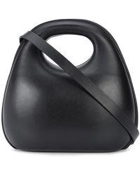 Lemaire - Egg Shoulder Bag - Lyst