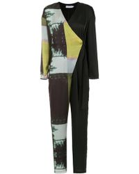 Mara Mac - Printed Jumpsuit - Lyst