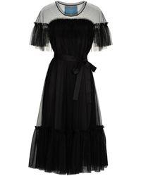 Viktor & Rolf チュール ドレス - ブラック