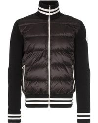 29dd72242 Lyst - Moncler Jeanbart Padded Jacket in Black for Men