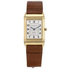Jaeger-lecoultre 2000 Pre-owned Reverso 23mm - Metallic