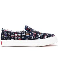 Coohem - X Moonstar Slip On Sneakers - Lyst