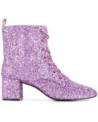 Macgraw Stardust Boots - Purple
