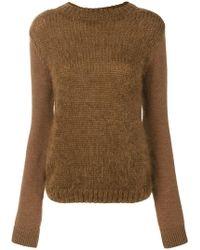 M.i.h Jeans - Dawes Long-sleeved Sweatshirt - Lyst