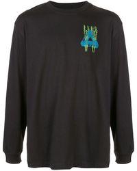 Palace - T-Shirt mit Logo-Print - Lyst