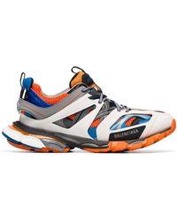 Balenciaga Multicoloured Track Sneakers