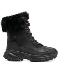 UGG - Yose Fluff ブーツ - Lyst