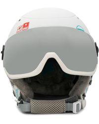 Rossignol Allspeed Visor ヘルメット - ホワイト