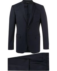 Tonello Costume classique - Bleu