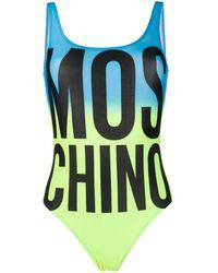 Moschino - ロゴプリント 水着 - Lyst