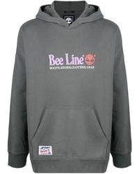 Timberland X Bbc X Bee Line Cotton Hoodie - Grey