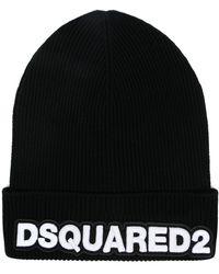 DSquared² - Berretto con ricamo - Lyst