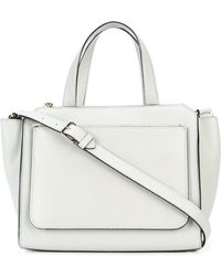 Valextra - Zipped Shoulder Bag - Lyst