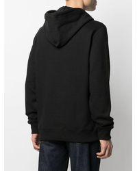 Calvin Klein ロゴ パーカー - ブラック