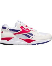 Reebok Sneakers Chunky Boltom - Bianco
