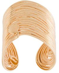 Gas Bijoux - 'wave' Ring - Lyst