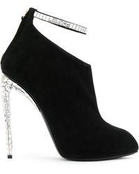Giuseppe Zanotti X Jennifer Lopez Puchi ブーツ - ブラック