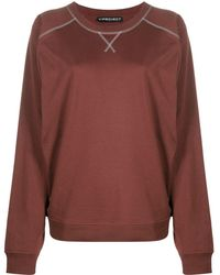 Y. Project Oversized Sweater - Bruin
