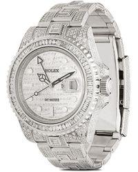Rolex Gmt Master Ii 32 Horloge - Metallic