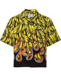 acc5b86e Short-sleeve Shirt - Yellow
