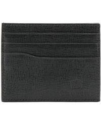 Church's ロゴ カードケース - ブラック