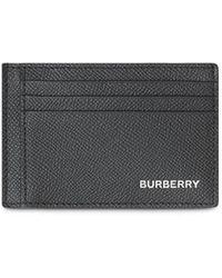 Burberry Portacarte - Nero