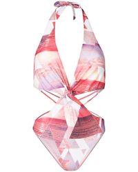 Fleur Of England - Paradise Swimsuit - Lyst
