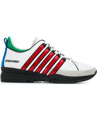 DSquared² 251 Sneakers - White